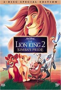 The Lion King II: Simba's Pride (1998) 1080p Poster