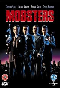 Mobsters (1991) 1080p Poster