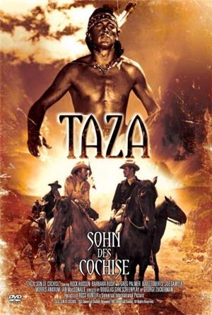 Taza, Son of Cochise (1954) 1080p Poster