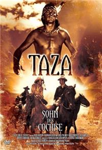 Taza, Son of Cochise (1954) Poster
