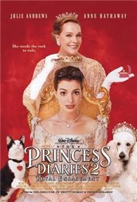 The Princess Diaries 2 - Royal Engagement (2004) 1080p Poster