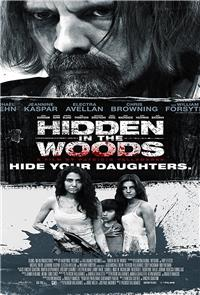 Hidden in the Woods (2014) 1080p Poster
