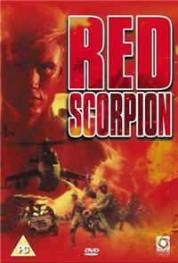 Red Scorpion (1989) Poster