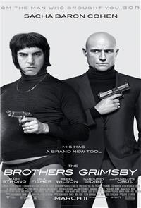 The Brothers Grimsby (2016) 1080p Poster