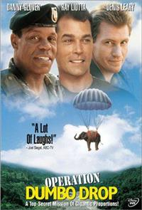 Operation Dumbo Drop (1995) 1080p Poster