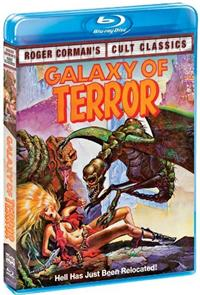 Galaxy of Terror (Mindwarp: An Infinity of Terror) (Planet of Horrors) (Quest) (1981) Poster