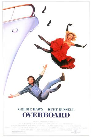 Overboard (1987) Poster