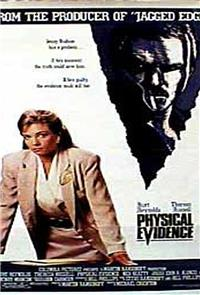 Physical Evidence (1989) 1080p Poster
