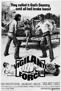 Vigilante Force (1976) Poster