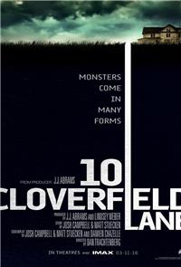 10 Cloverfield Lane (2016) Poster