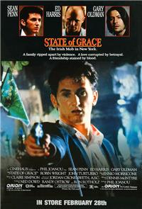 State of Grace (1990) Poster