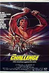 The Challenge (1982) 1080p Poster