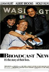 Broadcast News (1987) Poster
