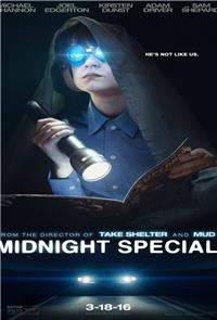 Midnight Special (2016) 1080p Poster