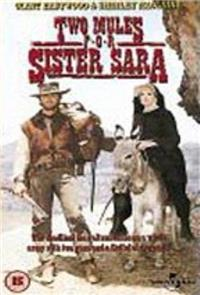 Two Mules for Sister Sara (1970) Poster