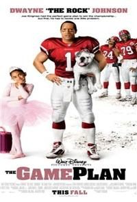 The Game Plan (2007) 1080p Poster