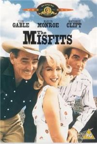 The Misfits (1961) 1080p Poster