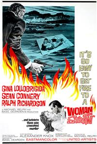 Woman of Straw (1964) Poster