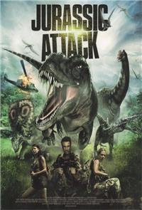 Jurassic Attack (Rise of the Dinosaurs) (2013) 1080p Poster