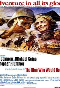 The Man Who Would Be King (1975) 1080p Poster
