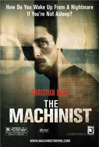 The Machinist (2004) 1080p Poster