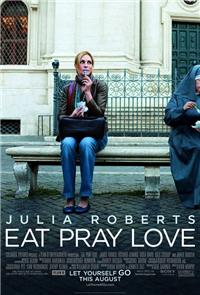 Eat Pray Love (2010) 1080p Poster