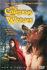 The Company of Wolves (1984) 1080p Poster