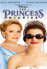 The Princess Diaries (2001) 1080p Poster