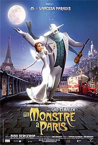 A Monster in Paris (2011) 1080p Poster