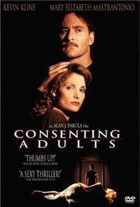 Consenting Adults (1992) Poster