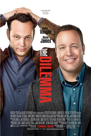 The Dilemma (2011) Poster