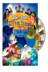 Tom and Jerry Meet Sherlock Holmes (2010) Poster