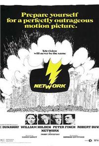 Network (1976) 1080p Poster