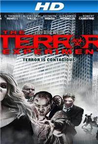 The Terror Experiment (2010) Poster