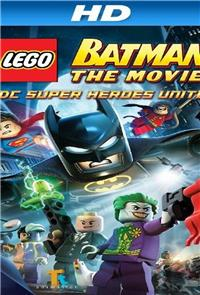 Lego Batman: The Movie - DC Super Heroes Unite (2013) 1080p Poster