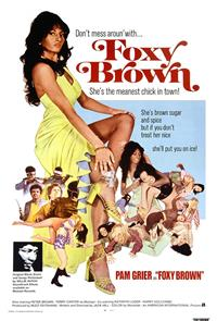 Foxy Brown (1974) Poster