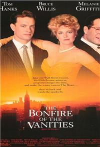 The Bonfire of the Vanities (1990) Poster