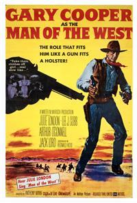 Man of the West (1958) Poster