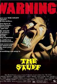 The Stuff (1985) 1080p Poster