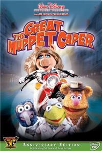 The Great Muppet Caper (1981) 1080p Poster