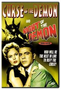 Curse of the Demon (1958) Poster