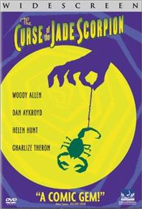 The Curse of the Jade Scorpion (2001) Poster