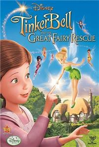 Tinker Bell and the Great Fairy Rescue (2010) 1080p Poster