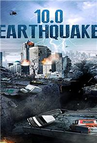 10.0 Earthquake (2014) Poster