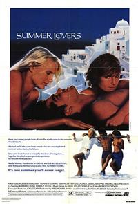 Summer Lovers (1982) Poster