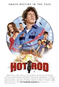 Hot Rod (2007) 1080p Poster
