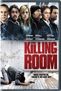 The Killing Room (2009) 1080p Poster