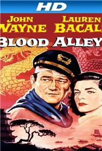 Blood Alley (1955) Poster