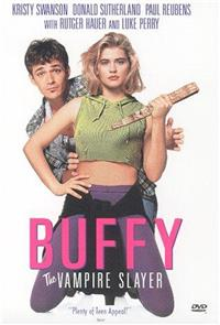 Buffy the Vampire Slayer (1992) 1080p Poster