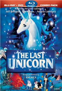 The Last Unicorn (1982) 1080p Poster